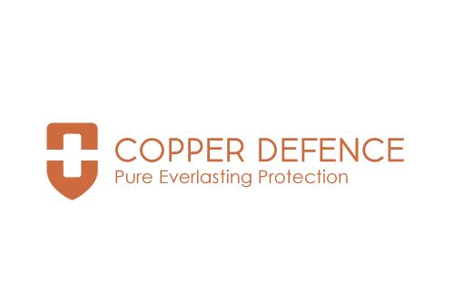 copper defence logo